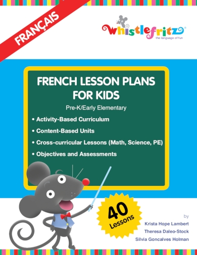 french elementary lesson plan