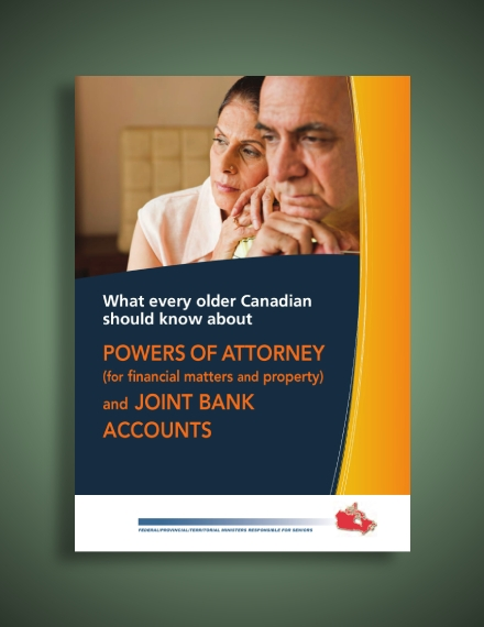 general power of attorney for financial matters and property