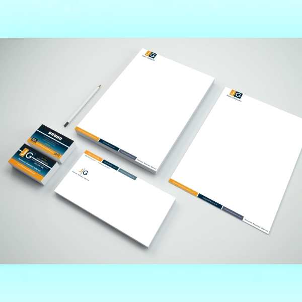 godzala real estate stationery
