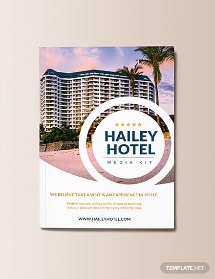 hotel media kit