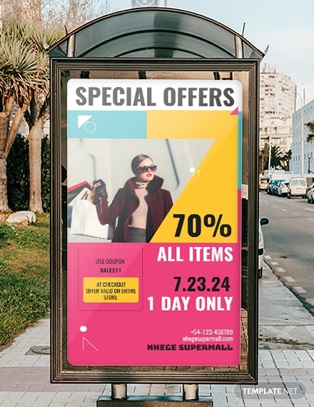 in store promotion digital signage