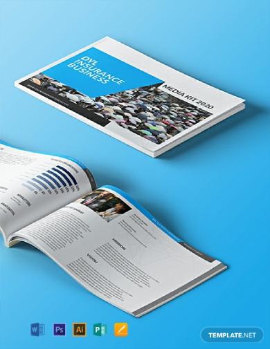 insurance business media kit