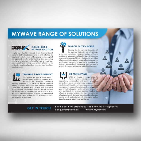 mywave hr solutions company brochure