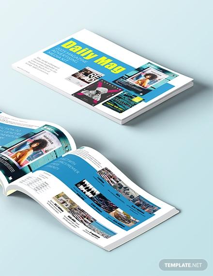 magazine advertising media kit