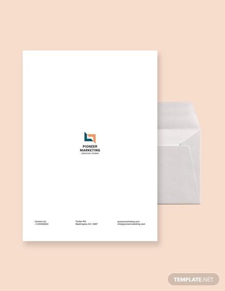 marketing agency envelope1