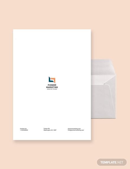 marketing agency envelope1