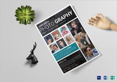 modern photography flyer1