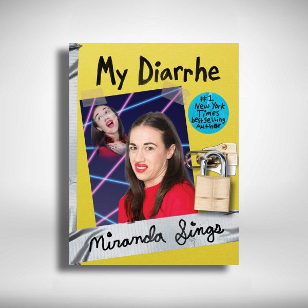 my diarrhe by miranda sings book cover