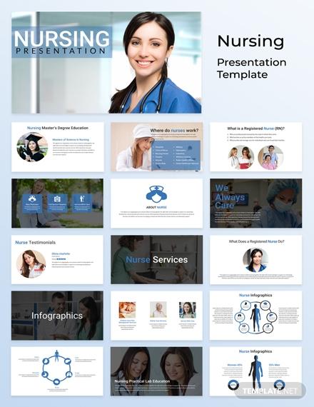 nursing powerpoint presentation