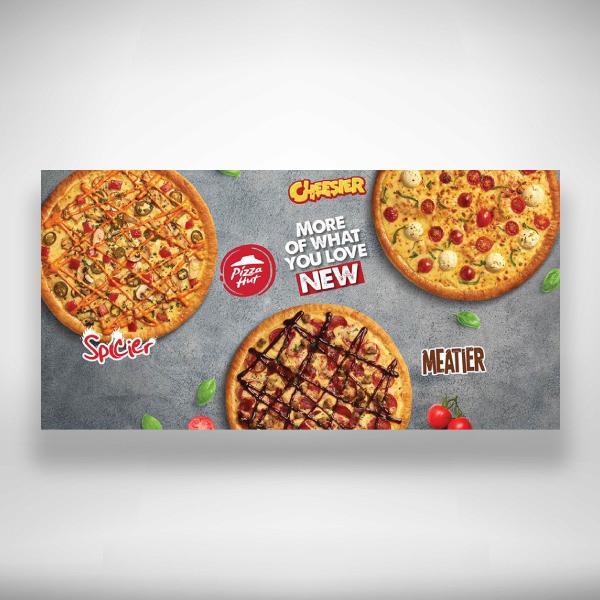 pizza hut banner