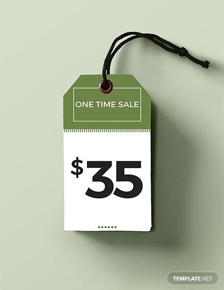 price tag1