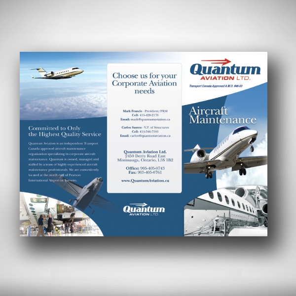 quantum aviation limited brochure