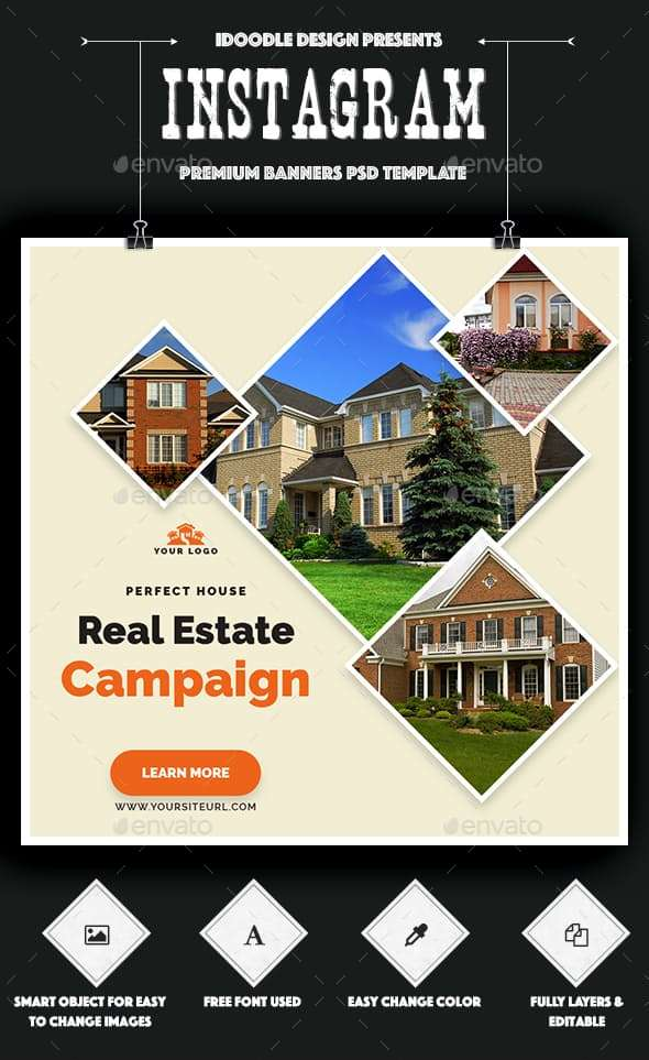 15  best real estate banner ads examples  u0026 templates  download now