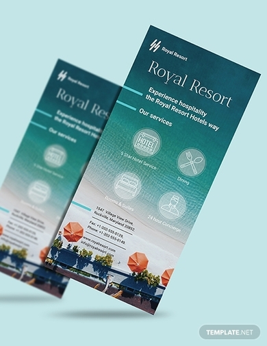 royal resort rack card2