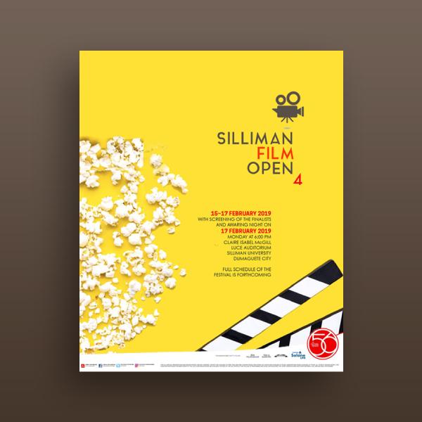 silliman film open invitation