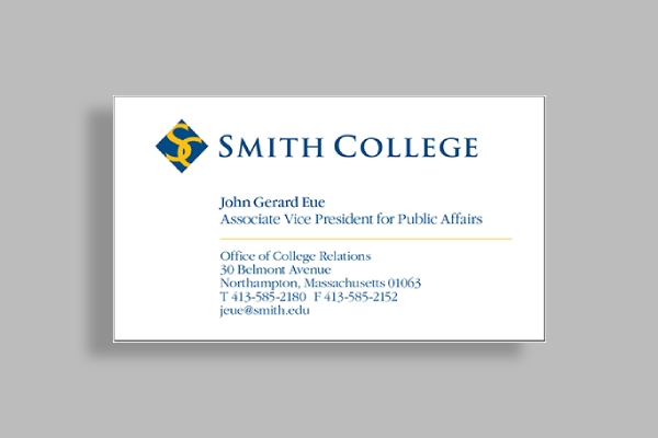smith college business card1