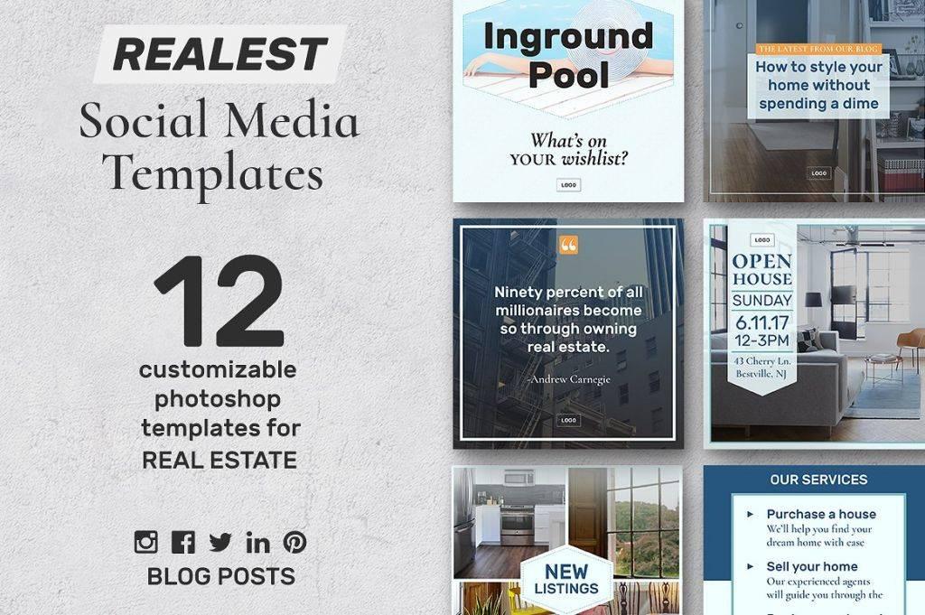 social media banner for real estate 1024x681
