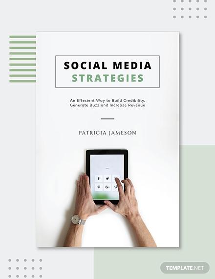 social media book cover