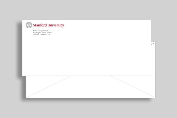stanford university seal envelope
