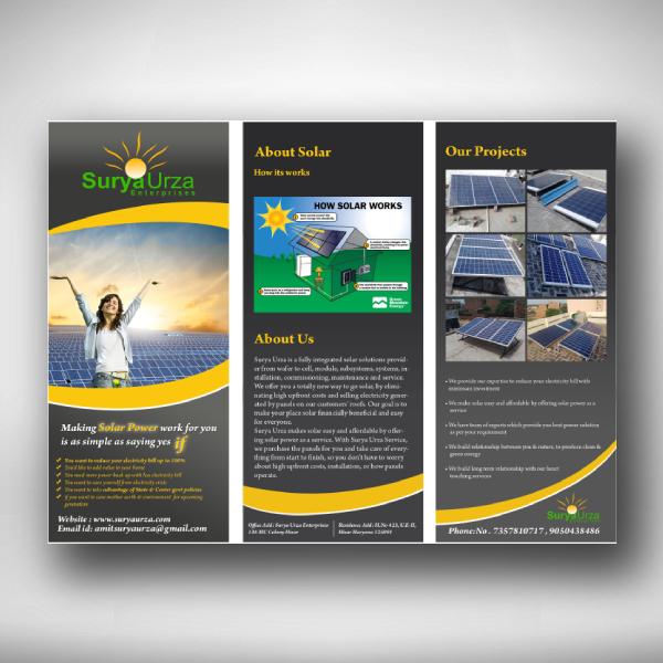 surya urza enterprises company brochure