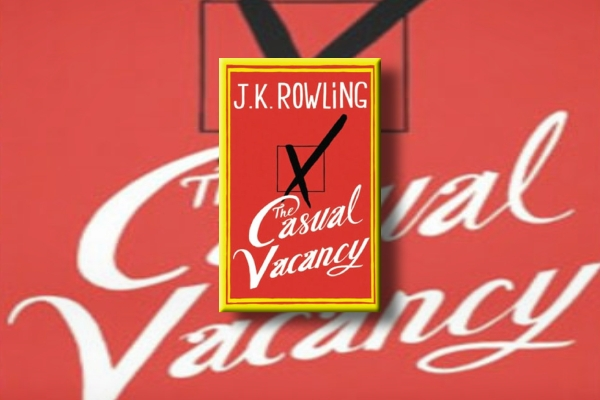 the casual vacancy by j