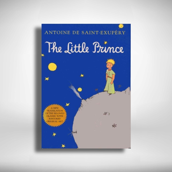 the little prince by antoine de saint exupéry book cover