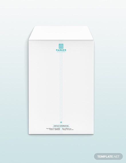 travel agency envelope1