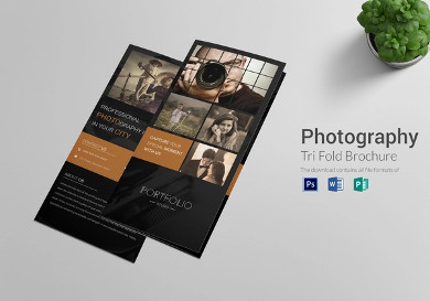 trifold photography brochure1
