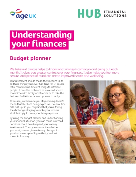 understanding your finances family budget planner