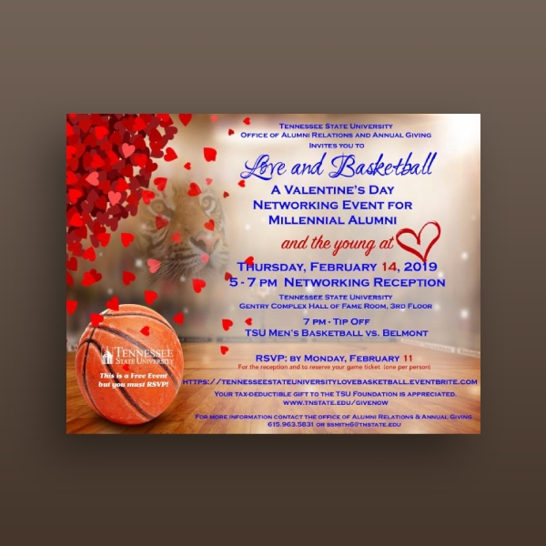 valentines day networking event invitation