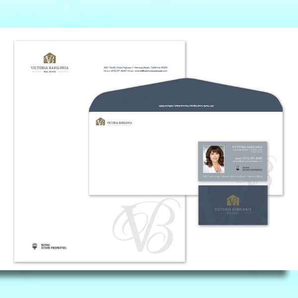 victoria babilonia real estate stationery