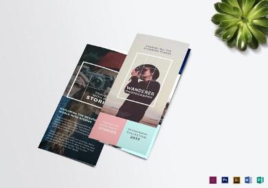 wanderer photography brochure1