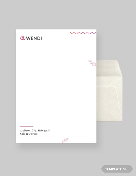 wedding planner envelope