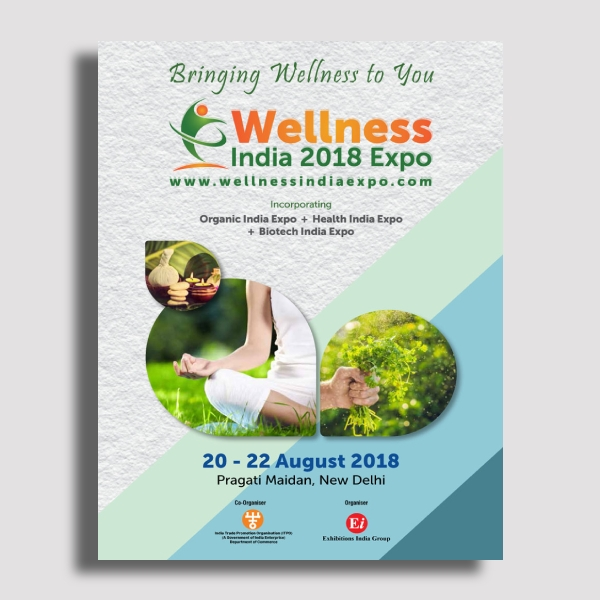 wellness india 2018 expo brochure
