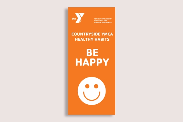 ymca healthy habits rack card