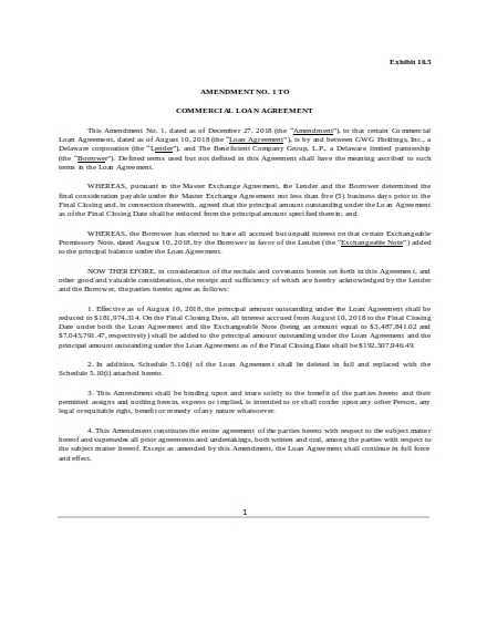 commercial loan agreement2