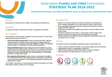 family and child strategic plan1