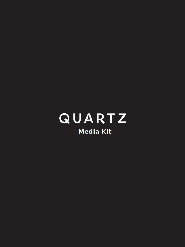 quartz media kit