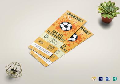 soccer ticket