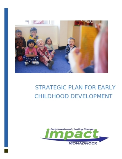 strategic plan for early childhood dev1