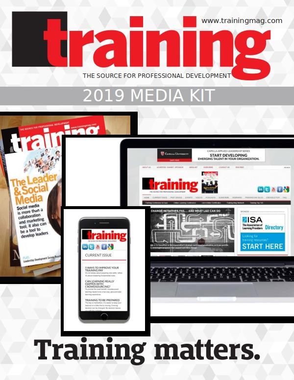 training media kit