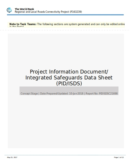 world bank data sheet
