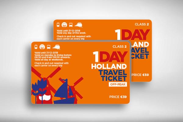 1 day travel ticket