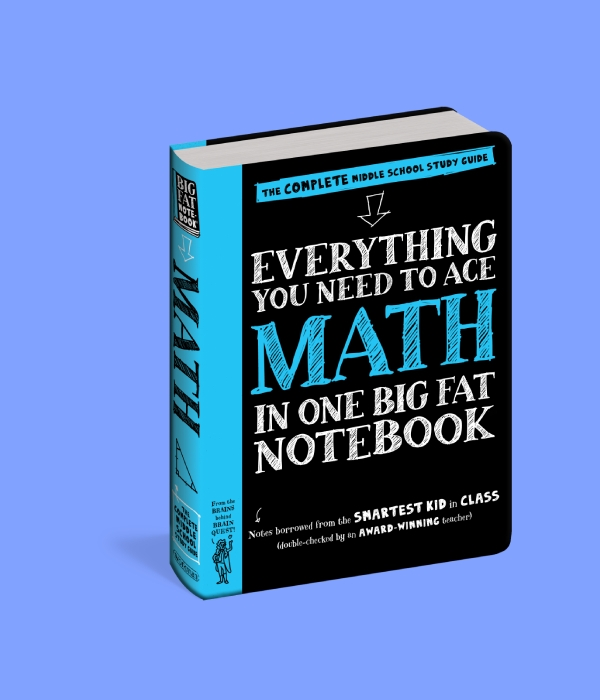 ace math notebook