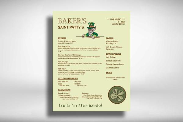 baker restaurant st