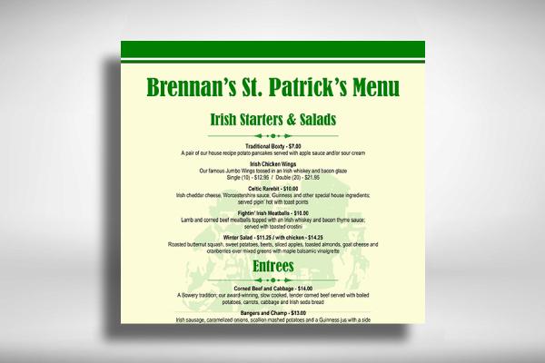 brennan's st