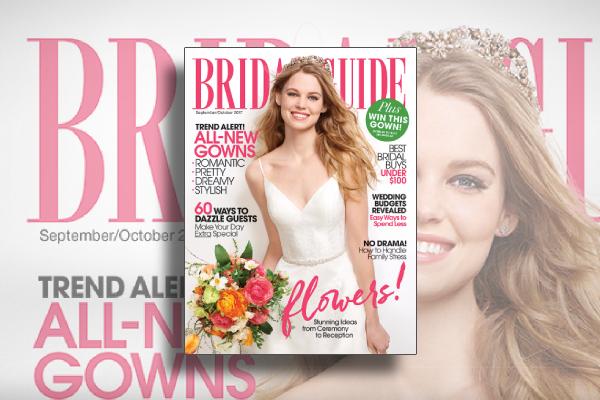 bridal guide wedding magazine