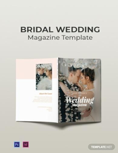 bridal wedding magazine1