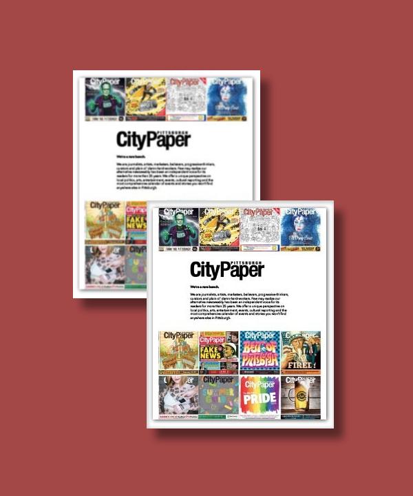 city paper media kit