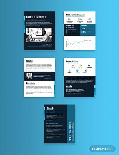 company media kit